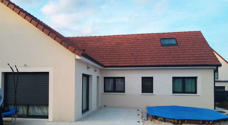 Maison à Neuilly-les-Dijon