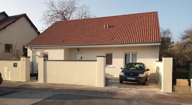 Maison à Genlis
