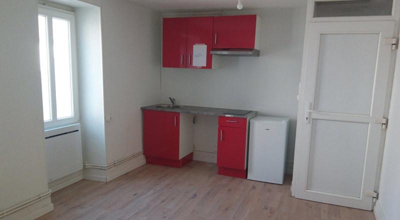 Rénovation de 4 logements - Auxonne